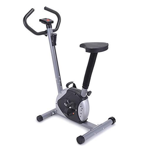 CHAOBANG Bicicleta de Fitness, Bicicleta estática, con Pantalla LCD y Resistencia magnética Ajustable de 8 Niveles, Entrenador Interior Plegable, Carga máxima de 120 kg para Uso doméstico