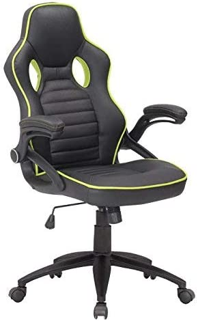 ViscoLogic Series GT-2000 Gaming Racing Bla Chair New mail order Swivel Office Free shipping