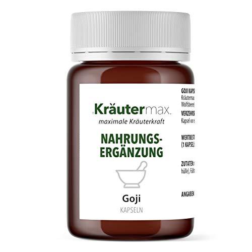Kräutermax Extracto de bayas de Goji...