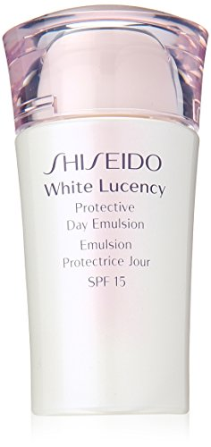 SHISEIDO weiss LUCENCY Schutz Tag-Emulsion SPF15 75 ml