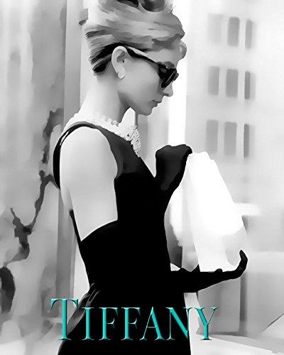 TIFFANY/ティファニー CHANEL/シャネル ブランド パロディ ポップ アート キャンバス ポスター canvas-ti-0001