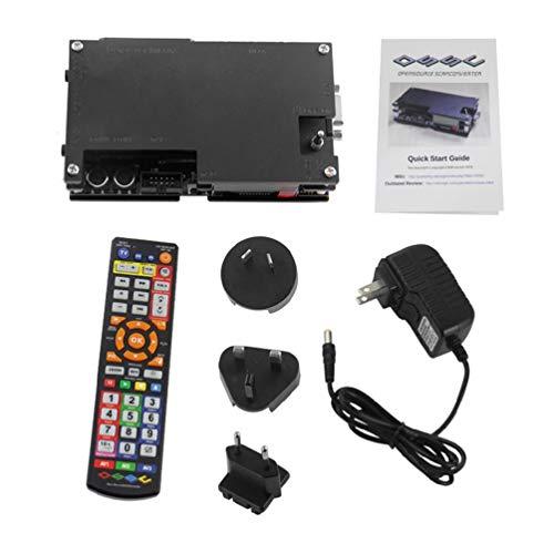 xllLU Kit convertidor para PS 2 1 Sega Video ConversionOSSC Consola de juegos retro compatible con HDMI Mini Consola TV