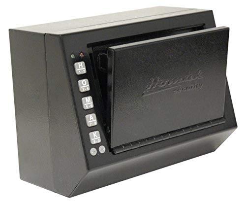 First Watch / Homak 10 x 5.5 x 7.5-Inch Electronic Access Pistol Box, HS10036684