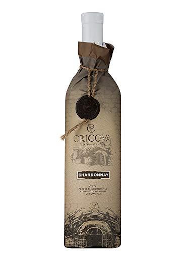 Cricova | Coline Chardonnay – Weißwein lieblich aus Moldawien 0.75 L