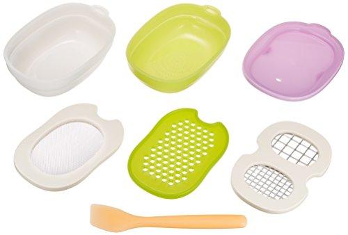 Combi (コンビ) ベビーレーベル 離乳食ナビゲート 調理セット 5カ月頃~対象