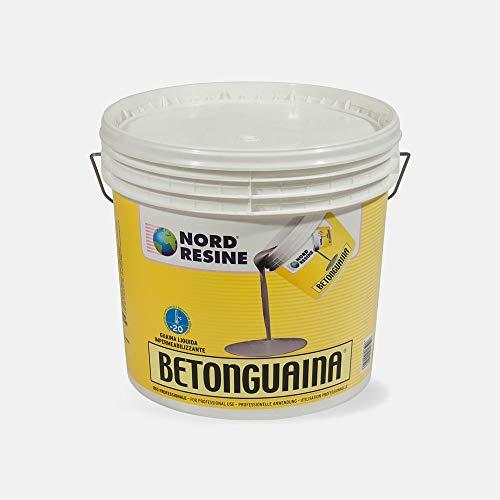 Sistema impermeabilizzante composito NORD RESINE Betonguaina A+B, kg. 20