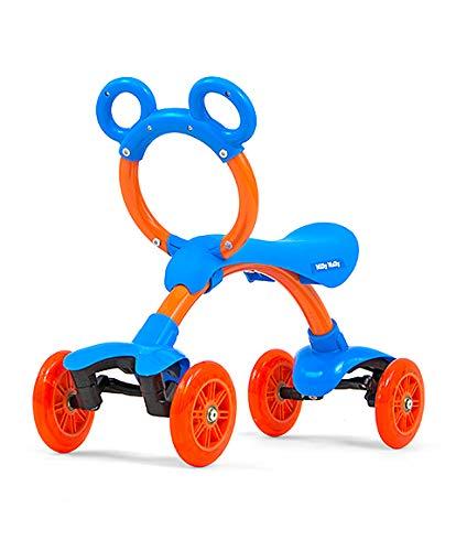 Milly Mally 5901761124842 Vehicle Orion Flash Blue-Orange, mehrfarbig