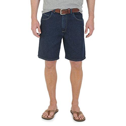 Wrangler Men s Rugged Wear Relaxed Fit Short, Retro Stone, 30
