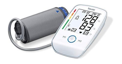 Beurer BM 45 Oberarm Blutdruckmessgerät, weiß