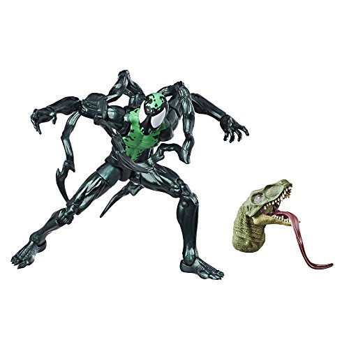Spider-Man Legends Series 6-inch Marvel's Lasher