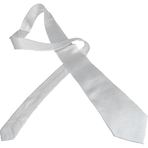 Creativ Company 48080 sjaal en stropdas Blanco - sjaals, doeken en stropdassen (nek, wit, zijde)