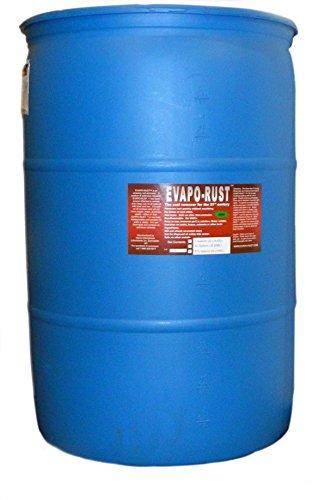 Evapo-Rust The Original Super Safe Rust Remover, Water-based, Non-Toxic, Biodegradable, 55 Gallon