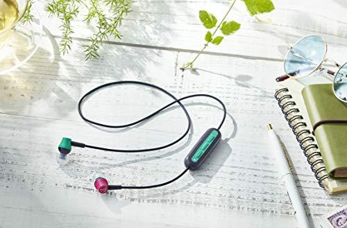 audio-technicaワイヤレスイヤホンBluetoothリモコン/マイク付クレイジーATH-CK150BTCZ