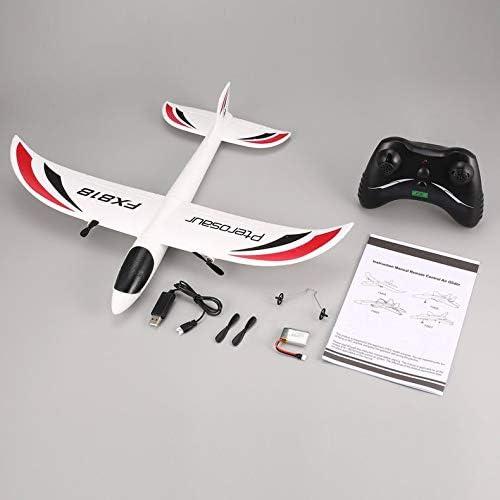 Justdodo FX FX-818 2.4G 2CH Télécomhommede Planeur 475mm Envergure EPP RC Fixe Aile Avion Avion Drone pour Enfant Cadeau RTF