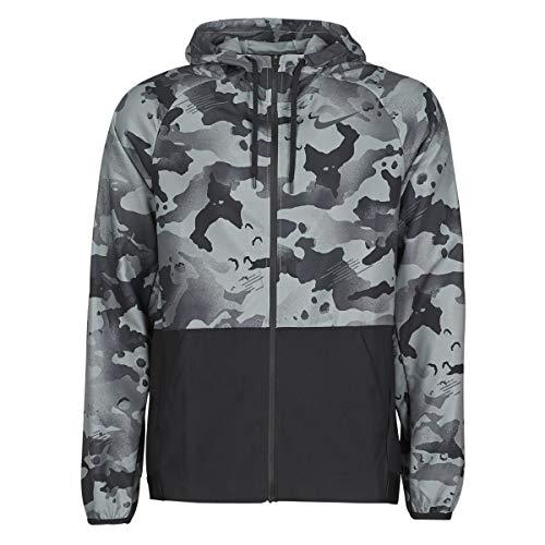 Nike Pro Flex Vent Dri Fit Herren Jacke Full Zip Camo CU4042 - - Large