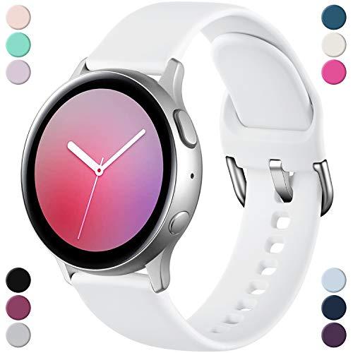 test Samsung Galaxy Watch Aktiv / Aktiv 240 mm / 44 mm kompatibles Dillero Sport Armband, wasserdicht… Deutschland