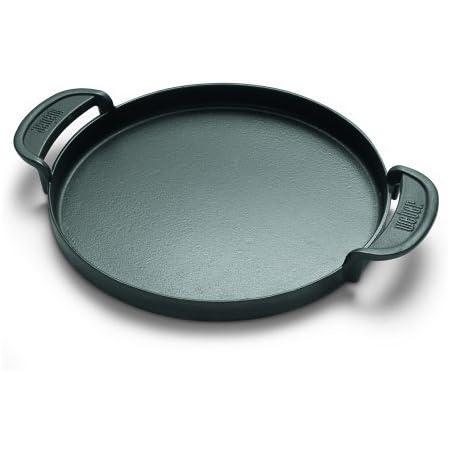 ウェーバー(Weber) バーベキュー コンロ BBQ グリル GBSグリドル 鉄板グルメバーベキューシステム 30.5 cm【日本正規品】 7421