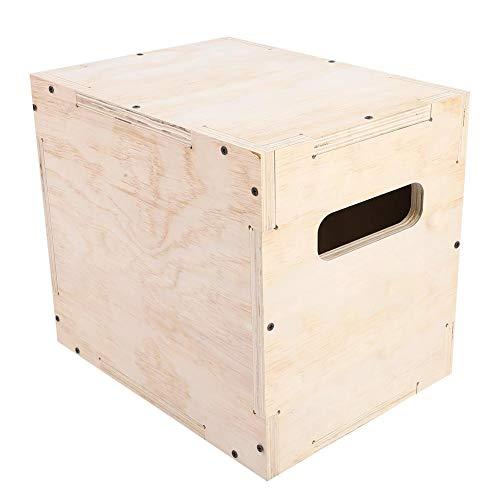 Box jump de crossfit Vobor
