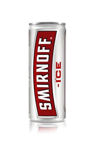 Smirnoff Pre-Mezclado y Listo para Beber - 250 ml