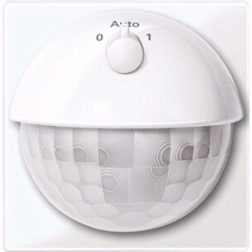 Merten MEG5711-0325 Argus 180 UP Sensor-Modul mit Schalter, aktivweiß glänzend, System M