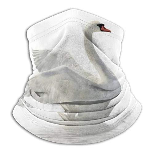 ASDEW987 - Fascia per capelli, protezione UV, senza cuciture, traspirante, colore: Bianco