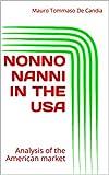 NONNO NANNI IN THE USA: Analysis of the American market (English Edition)