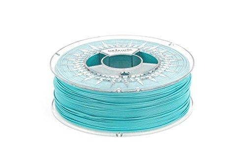 extrudr® PLA NX2 MATT ø1.75mm (1.1kg) TÜRKIS MATT - 3D Drucker Filament - Made in Austria