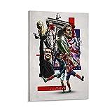 TRHD Antoine Griezmann Fußballmeisterschafts-Poster,