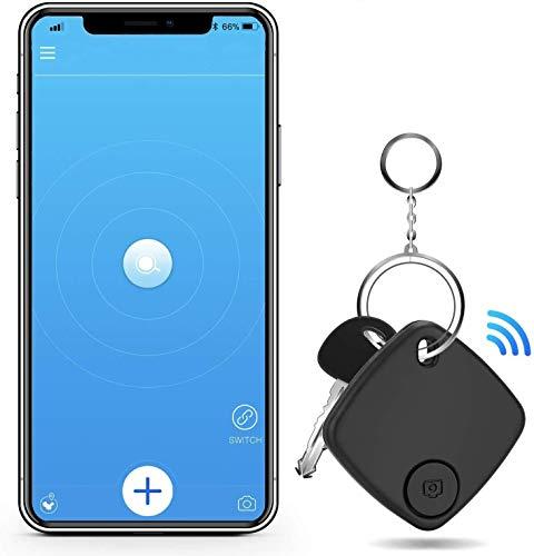 Localizzatore Chiavi,Key Finder,Trova Chiavi,Localizzatore Oggetti Bluetooth,Ricerca Anti-Smarrimento Bidirezionale, Utilizzato Per Trovare Telefoni Cellulari,Portafogli,Zaini,Animali