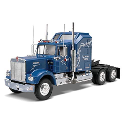 Revell 11507 Kenworth W900 detailgetreuer Modellbausatz, Truckbausatz 1:25