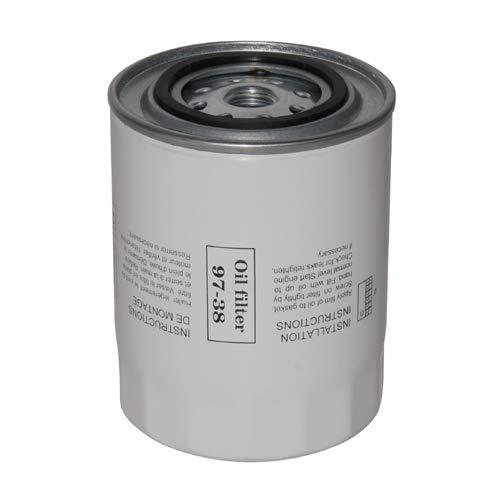 """Filter für Fiat / Case IH / New Holland / Sonstiges / Same / Ford / Deutz / Hurlimann / Lamborghini, 3/4 """"-16 Gewinde, 144mm Höhe, 107mm Durchmesser"""
