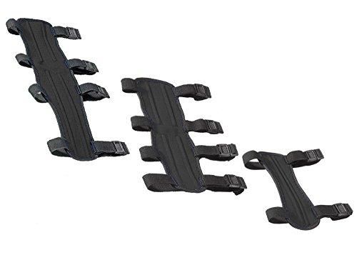 eltoro Protección Brazo curdora Sport Negro–17, 25o 32cm