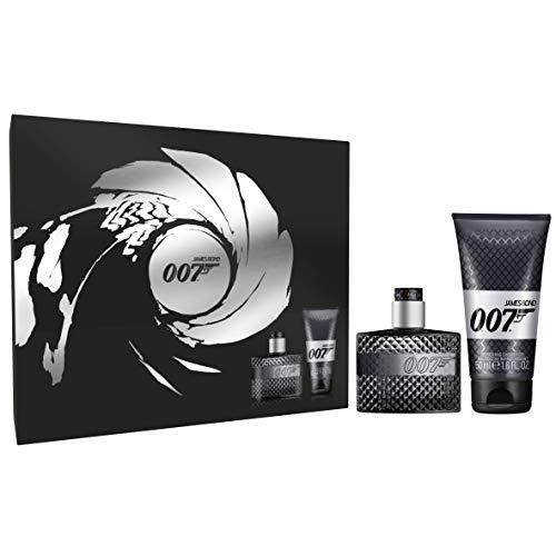 James Bond 007 SIGNATURE Man EDT 30ml+Duschgel 50ml Geschenkpackung, 1 stück