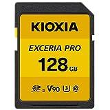 KIOXIA SDXC/UHS-IIメモリカード(128GB) EXCERIA PRO KSDXU-A128G