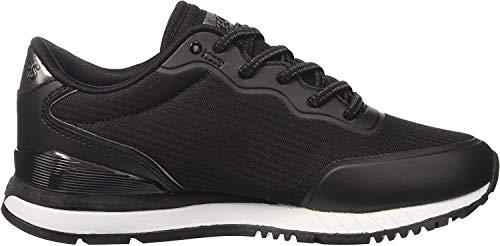 Skechers Damen Sunlite - Vega Slip On Sneaker, Schwarz (Black), 41 EU