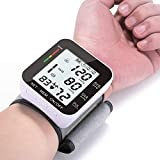 Best Blood Pressure Wrist Cuffs - Blood Pressure Monitor Accurate Automatic Large LCD Display Review