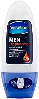 [Vaseline ] ワセリン男性はロールオン制汗デオドラント50ミリリットル - Vaseline Men Roll-On Anti-Perspirant Deodorant 50ml [並行輸入品]