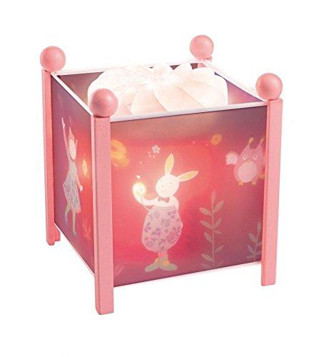 Moulin roty - Lanterne magique Mademoiselle et Ribambelle