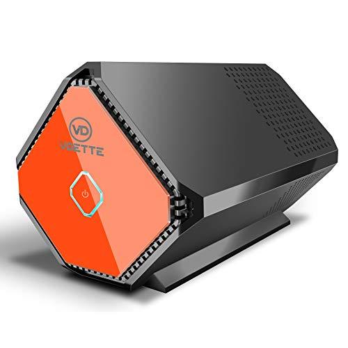 NLR Portable basse température Plasma stérilisateur d'air/Purificateur/Cleaner Pour la maison/bureau/voiture/Hôtel, pas besoin de remplacement du filtre pendant 5 ans