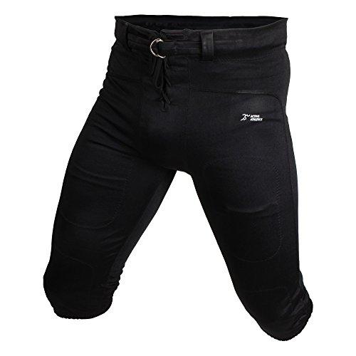 Active Athletics Shiny Speedo Practice Pants - schwarz Gr. L