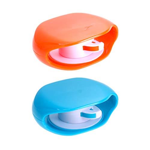 NUOBESTY 2 Piezas Enrollador de Cable Soporte Automático para Auriculares Organizador de...