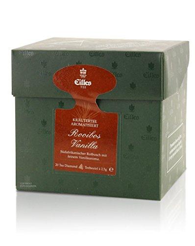 Tea Diamonds Rooibos Vanilla 20 Pyramidenbeutel
