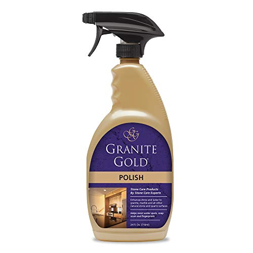 Our #4 Pick is the Granite Gold Polish Spray