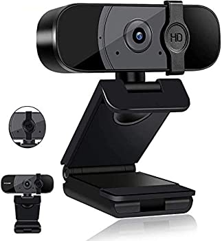 Masaling 2K Streaming USB Webcam with Microphone