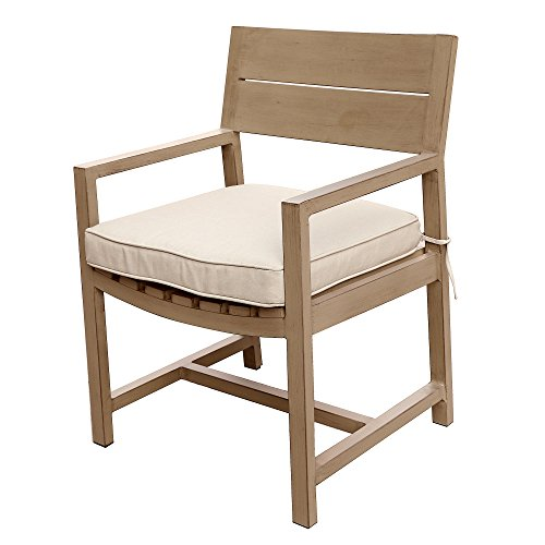 Marativa Dining Chair with Cushion (Set of 2) - Best Outdoor Patio Furniture
