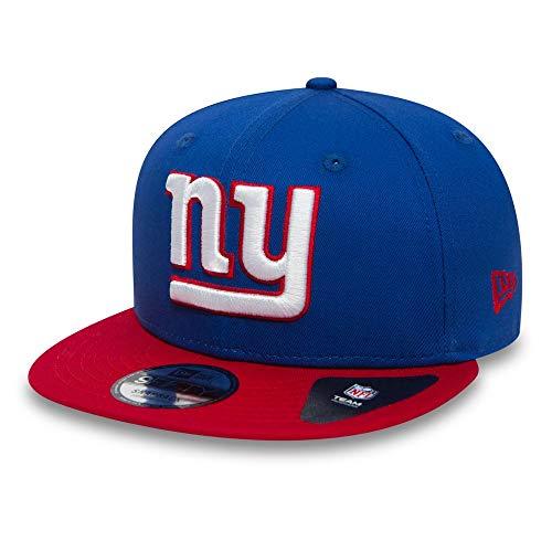 A NEW ERA Gorras York Giants Contrast Team 9Fifty Blue/White/Red Snapback