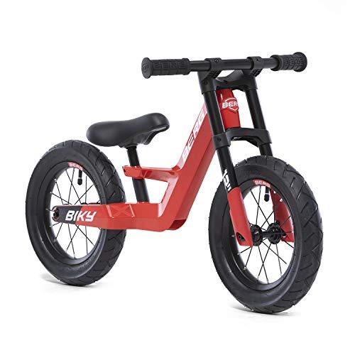 Berg- Laufrad Bicicleta de Paseo, Color Rojo (24.75.31.00)