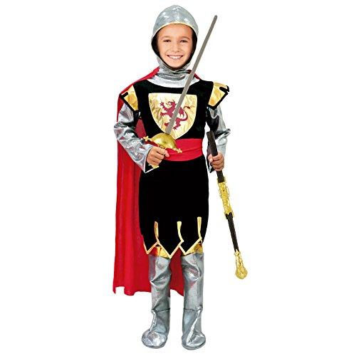 Disfraz Caballero Medieval Dragón niño Infantil para Carnaval (2-4 años) +Tallas 21176