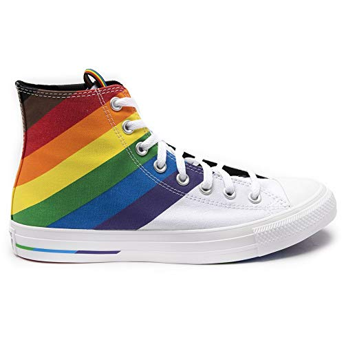 Converse All Star Pride High Mens Sneakers White