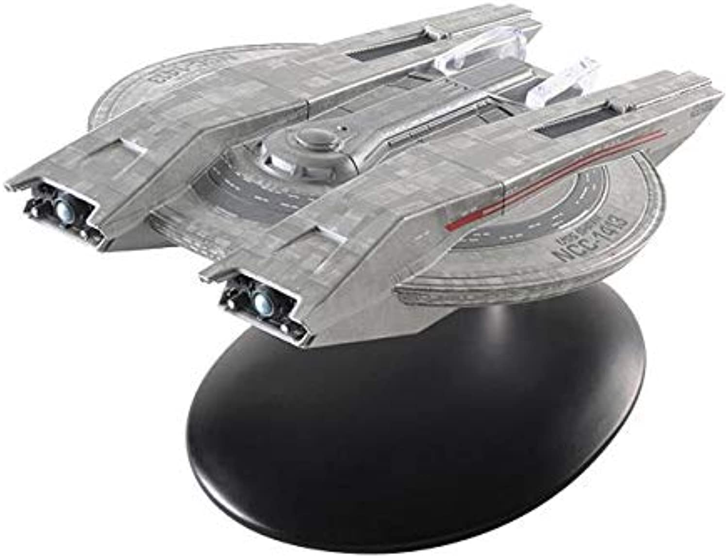 Star Trek Discovery The Official Starships Collection  11  U.S.S. Shran NCC1413 Ship Replica